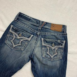BIG STAR Pioneer boot Men's Blue Jeans size 32R